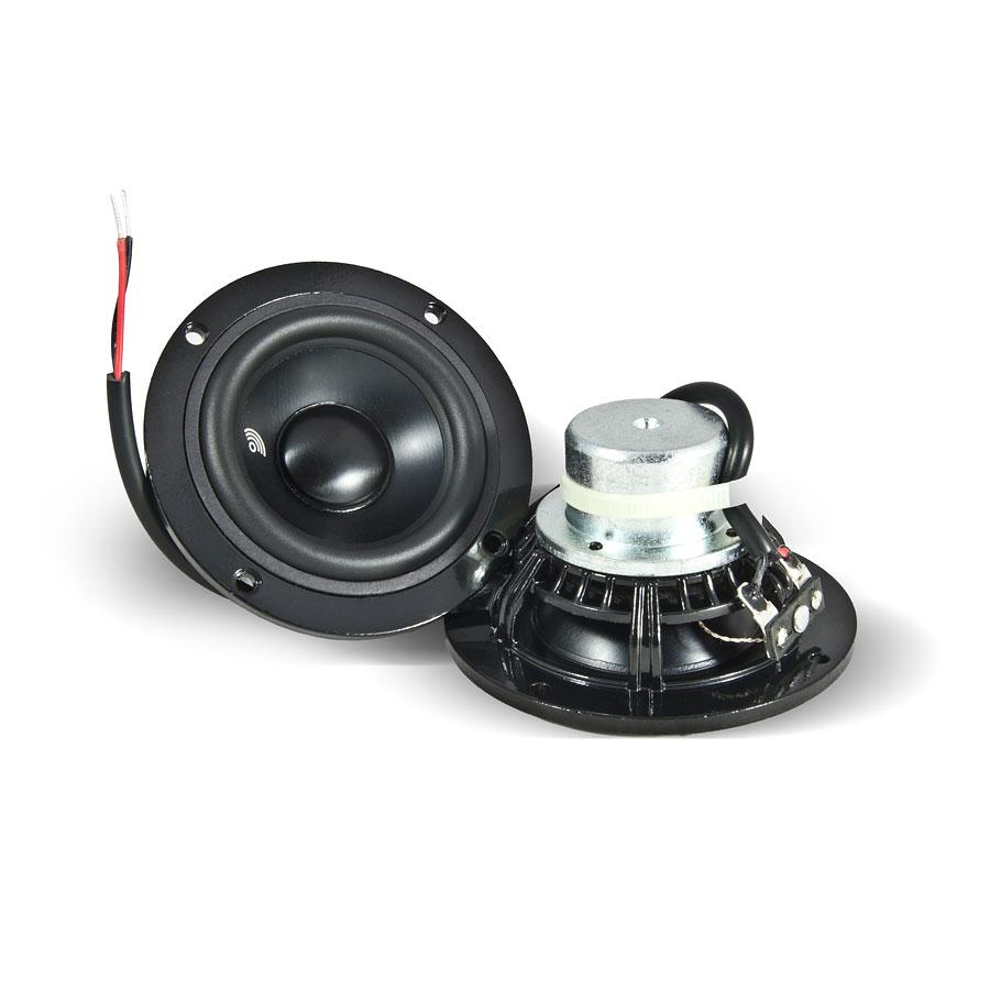 Replay Audio Master RM30-4DC mit Kabel Perspektive Hinten und Vorne